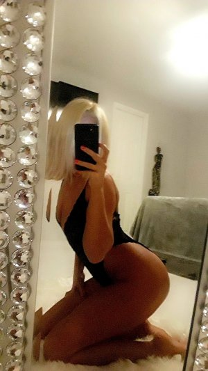 Danuta escort in La Palma California and nuru massage