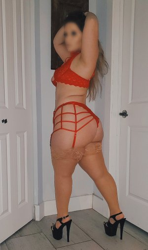 Melisa nuru massage & escort girls