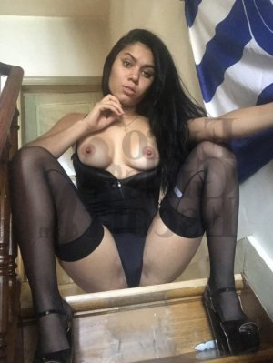 Cidalia happy ending massage, escort girl