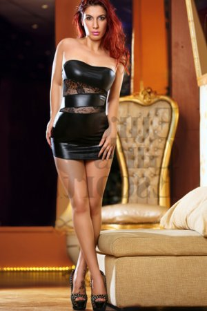 Claire-anne happy ending massage & live escort
